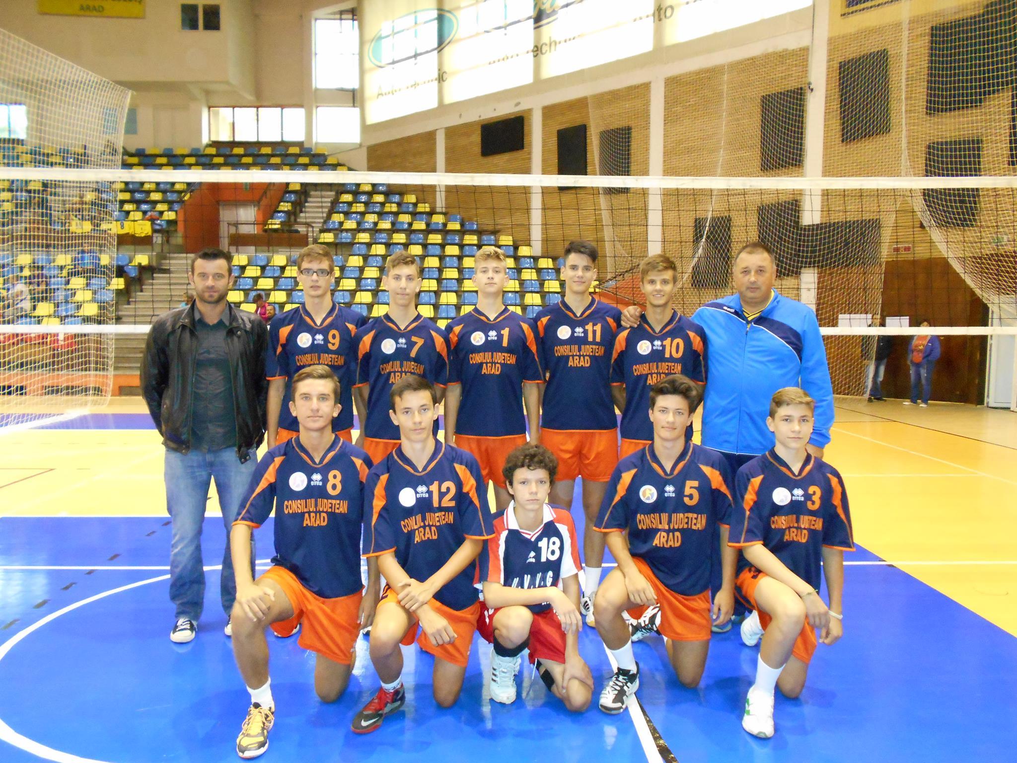 Pro Volei Arad juniori