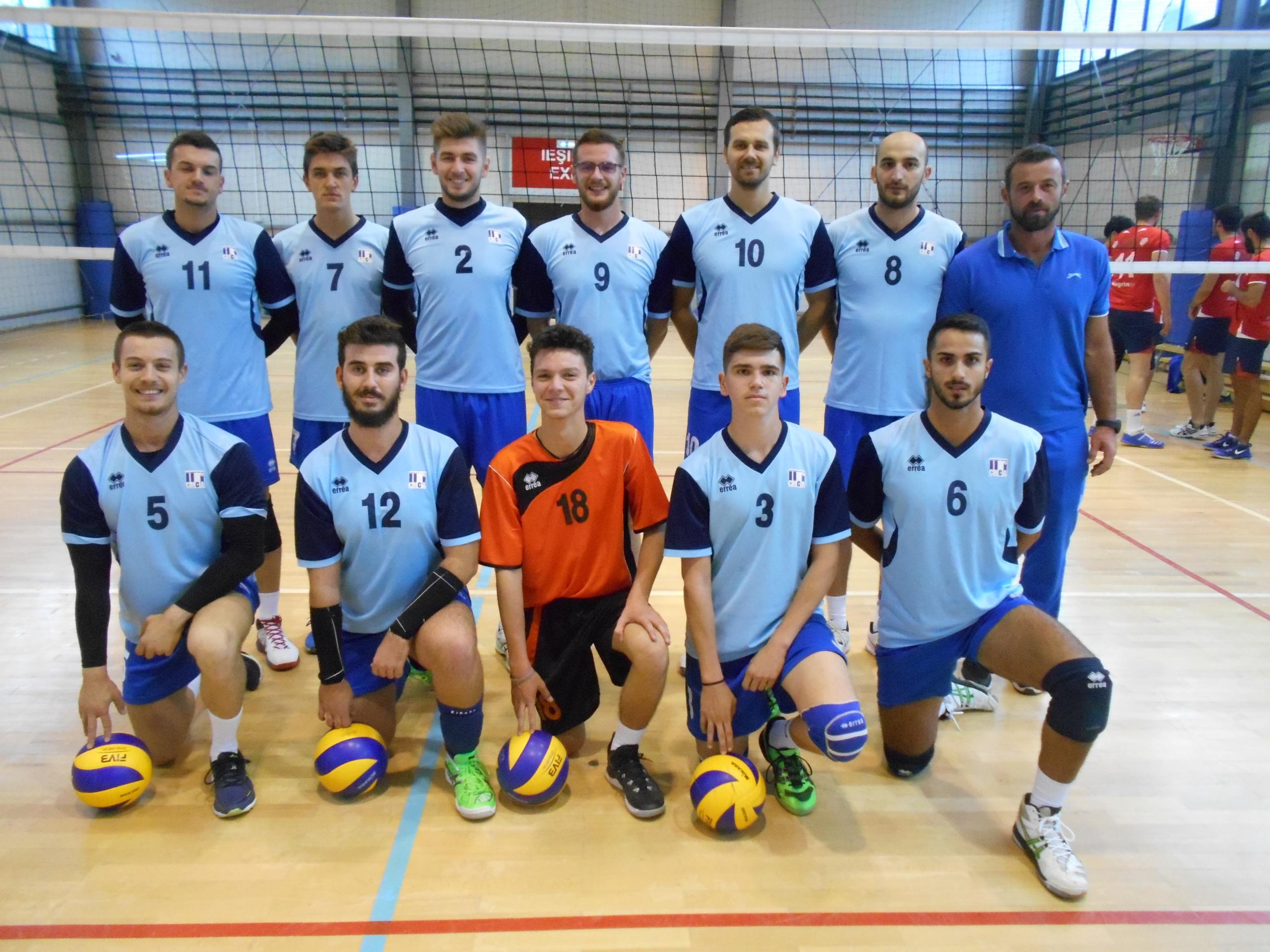 Pro Volei Arad seniori